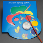 Paint Your Coin - First Love