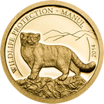 Wildlife Protection - Manul / Pallas's Cat