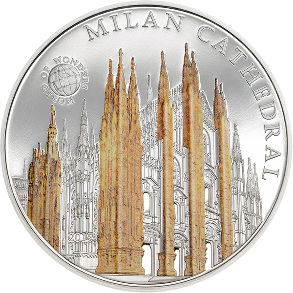 Milan Cathedral, CIT Coin Invest Trust AG / B.H. Mayer, 27271