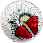Butterflies in 3D 2016 – Cymothoe Hobarti, CIT Coin Invest Trust AG / B.H. Mayer, 27571