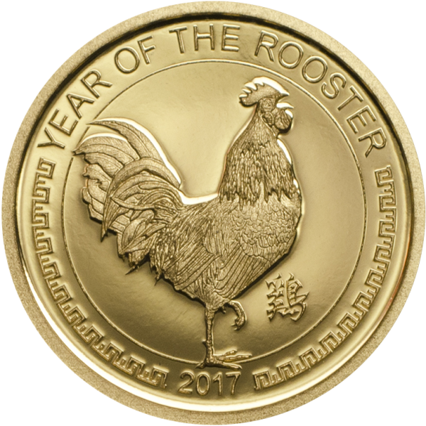 Gold Coin 1000 Togrog