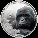 WWF - Mountain Gorilla 2016