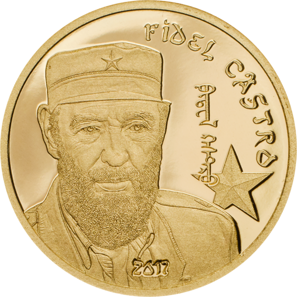 Fidel Castro, CIT Coin Invest Trust AG / B.H. Mayer, 28041