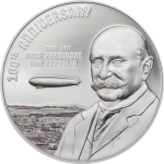 100th Anniversary of Graf Zeppelin Ag