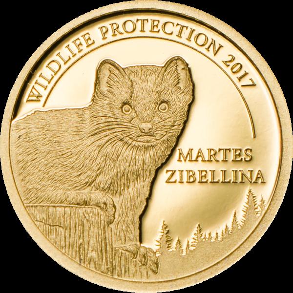 Martes zibellina, Coin Invest Trust CIT / B.H. Mayer, 28067