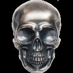 Big Skull - half kilo coin