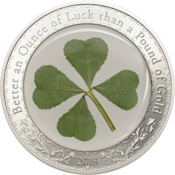 Ounce of Luck 2018, CIT Coin Invest Trust AG / B.H. Mayer, 28175