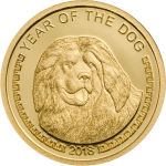 Year of the Dog, CIT Coin Invest Trust AG / B.H. Mayer, 28294