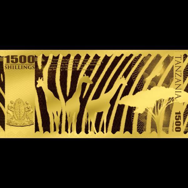 Lion – Tanzania, CIT Coin Invest Trust AG / B.H. Mayer, 28413