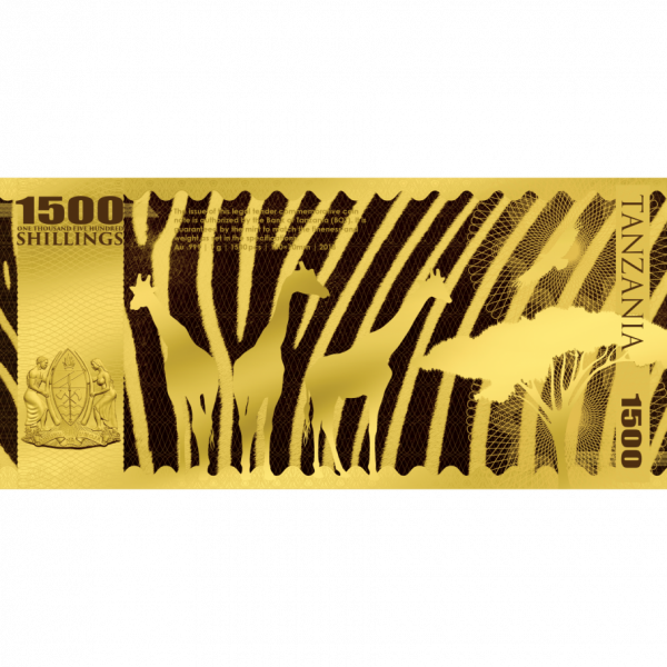 Buffalo – Tanzania, CIT Coin Invest Trust AG / B.H. Mayer, 28414