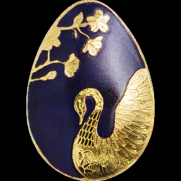 Golden Swan Egg, CIT Coin Invest Trust AG / B.H. Mayer, 28299