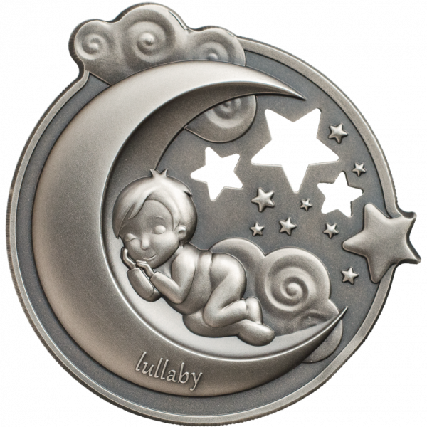 Lullaby – Dreaming Boy, CIT Coin Invest Trust AG / B.H. Mayer, 28449