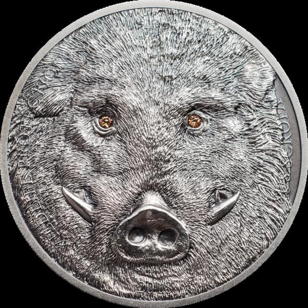 Wild Boar – Sus scrofa, CIT Coin Invest Trust AG / B.H. Mayer, 28359