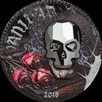 Crystal Skull – Vanity