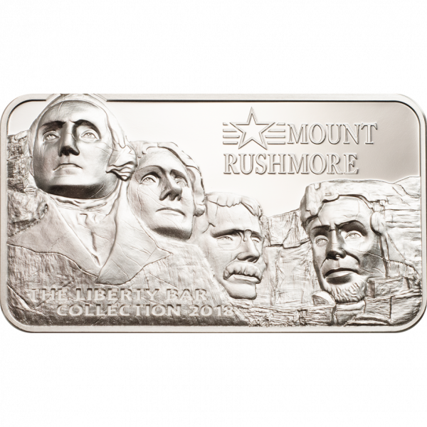 Mount Rushmore, CIT Coin Invest Trust AG / B.H. Mayer, 28446