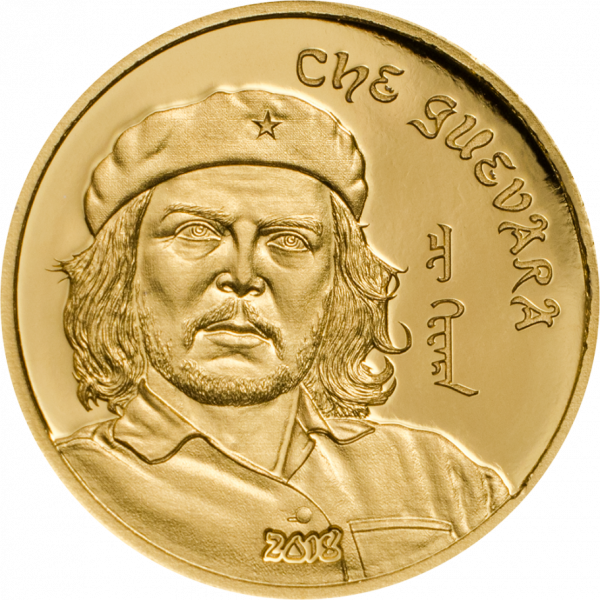 Che Guevara – Au, CIT Coin Invest Trust AG / B.H. Mayer, 28503
