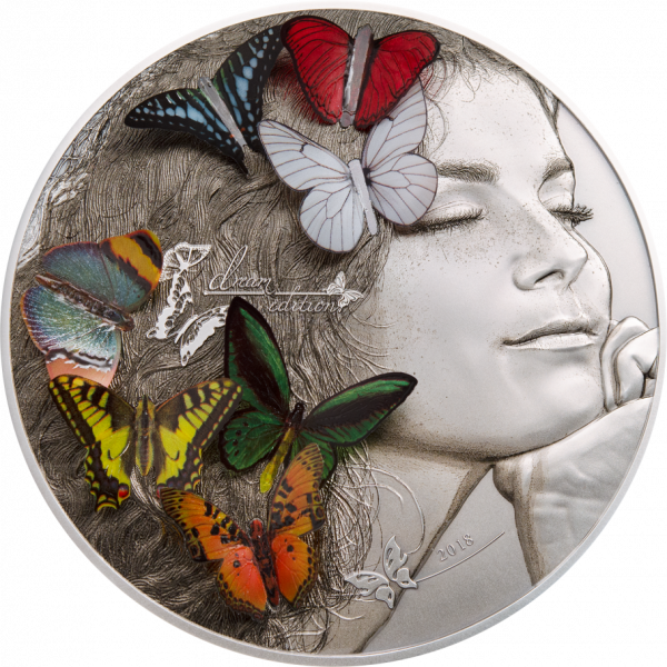 Exotic Butterflies Dream Edition, CIT Coin Invest Trust AG / B.H. Mayer, 28425