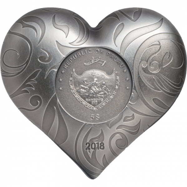 Silver Heart, CIT Coin Invest Trust AG / B.H. Mayer, 28298