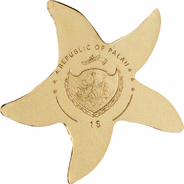 Golden Starfish, CIT Coin Invest Trust AG / B.H. Mayer, 28426