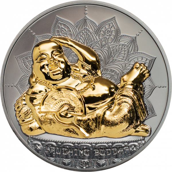 Laughing Buddha '18, CIT Coin Invest Trust AG / B.H. Mayer, 28312