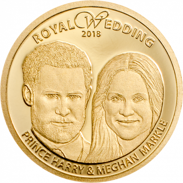 Royal Wedding – Harry and Meghan, CIT Coin Invest Trust AG / B.H. Mayer, 28589