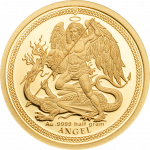 Angel 2018 - 1/64 oz gold coin