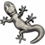 Silver Gecko