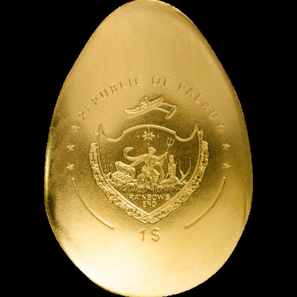 Golden Dragon Egg, CIT Coin Invest Trust AG / B.H. Mayer, 28720