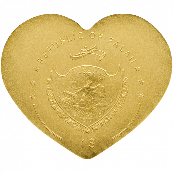 Little Treasure – Heart, CIT Coin Invest Trust AG / B.H. Mayer, 28740