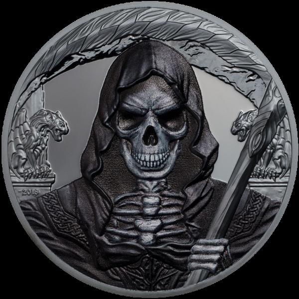 Grim Reaper - The Death, CIT Coin Invest Trust AG / B.H. Mayer, 28517
