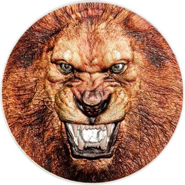 Panthera Leo - Lion, CIT Coin Invest Trust AG / B.H. Mayer, TZ1802