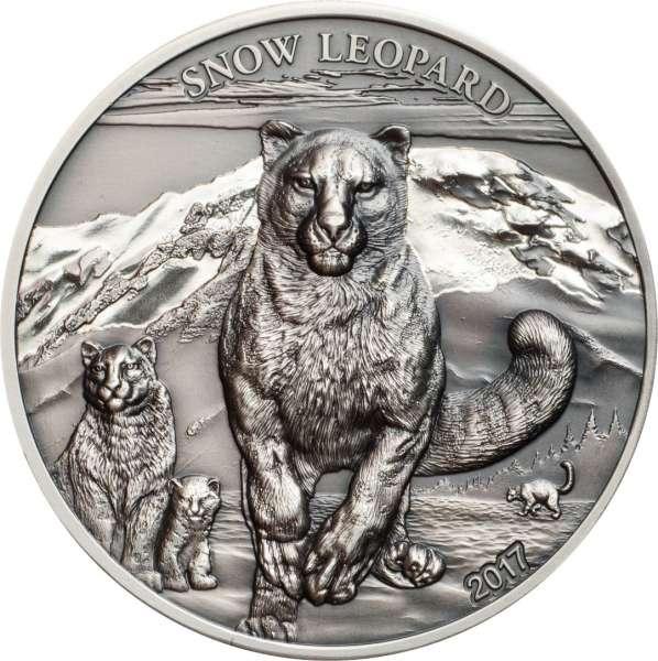 Snow Leopard, CIT Coin Invest Trust AG / B.H. Mayer, MN1701