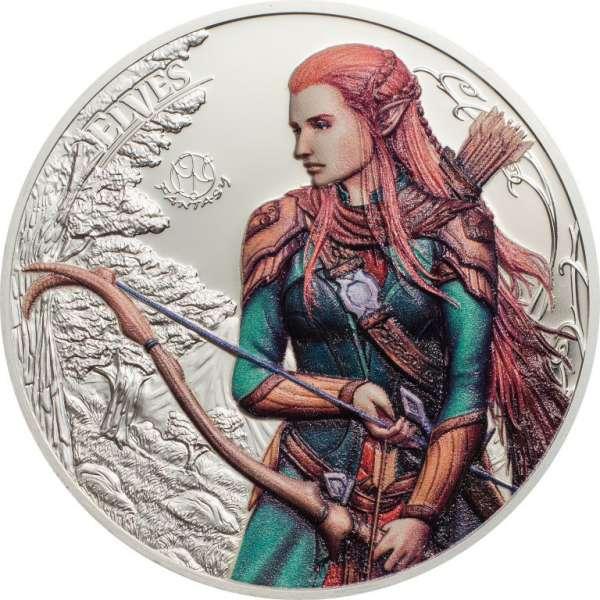 The Elves, CIT Coin Invest Trust AG / B.H. Mayer, PW1707