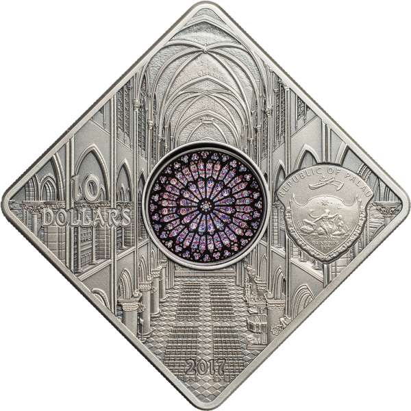 Notre Dame Cathedral, CIT Coin Invest Trust AG / B.H. Mayer, PW1706