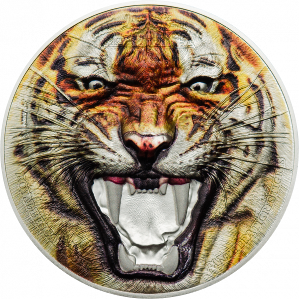 Bengal Tiger, CIT Coin Invest Trust AG / B.H. Mayer, 28005