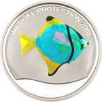 Turquoise fish - Prism technology