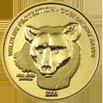 Gobi Bear - Gold