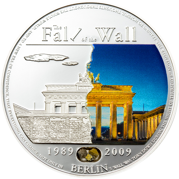 The Fall of the Wall, CIT Coin Invest Trust AG / B.H. Mayer, 24021