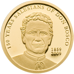 150 years Salesians of Don Bosco