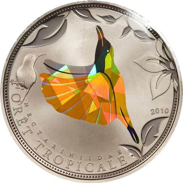 Yellow Sunbird - Prism technology, CIT Coin Invest Trust AG / B.H. Mayer, 24299