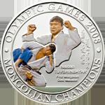 Naidangiin Tüvshinbayar - Judoka