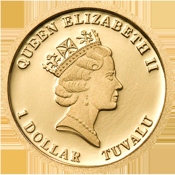 Tuvalu Marine Life - Seahorse, CIT Coin Invest Trust AG / B.H. Mayer, 24256