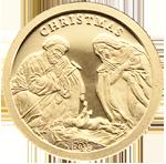 Christmas 2010: The Nativity of Jesus - Gold