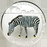 Zebra Cu ag