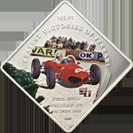 Ferrari 156 F1 - Phil Hill