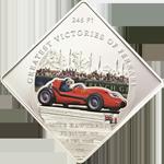 Ferrari 246 F1 - Mike Hawthorn