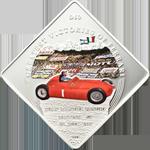 Ferrari D50 - Juan Manuel Fangio