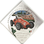 Ferrari 500 F2 - Alberto Ascari