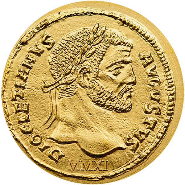 Diocletian, CIT Coin Invest Trust AG / B.H. Mayer, 25493