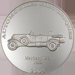 Maybach W 3 1922
